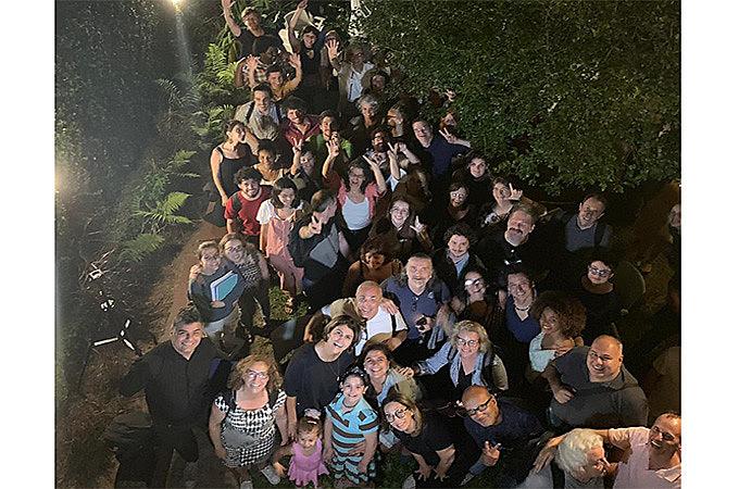 A pré-candidata à prefeitura da capital gaúcha se reuniu com artistas nesta terça-feira (19) na Casa de Cinema de Porto Alegre