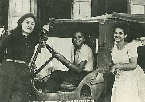 """No dia 25/11 de 1960, as irmãs Patria, Minerva e Maria Teresa, conhecidas como """"Las Mariposas"""" foram assassinadas pelo ditador Trujillo."""