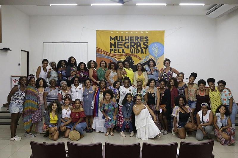 Rede de Mulheres Negras percorrerá todo o estado com a campanha Mulheres Negras Pela Vida