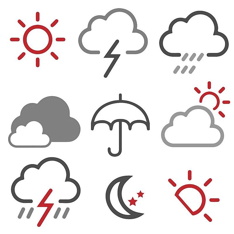 Previsão do tempo para sexta-feira (27) - Radioagência