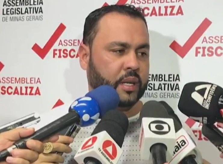 Fernando Henrique Coelho revelou à CPI o episódio do vazamento antes do estouro da barragem
