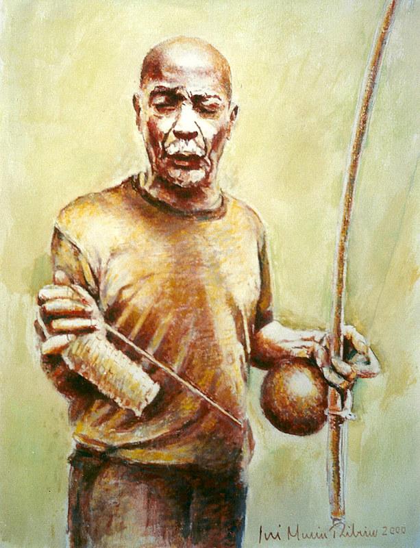 O sistematizador dessa prática é o saudoso Mestre Pastinha (1889-1981)