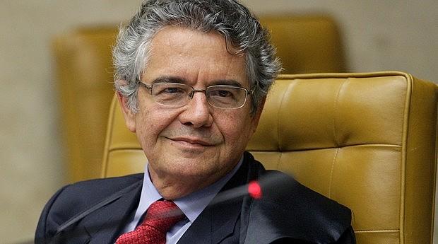 Marco Aurélio Melo pedirá ao Ministério Público Federal que investigue se os líderes partidários cometeram o crime