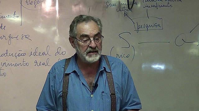 """""""Marx no fue ni un profeta ni un creador de utopías, fue un riguroso teórico"""", afirma el profesor de la UFRJ"""