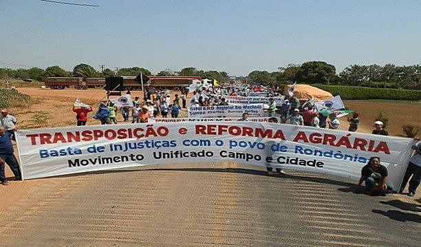 Entre os principais conflitos estão aqueles das comunidades atingidas por barragens; a tensão com latifundiários e com extrativistas; além daqueles dos povos indígenas e quilombolas