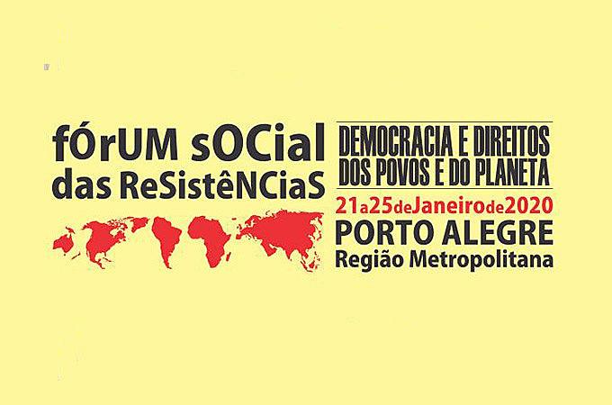 """Com lema """"Democracia, Direitos dos Povos e do Planeta"""", evento ocorre entre os dias 21 a 25 de janeiro"""