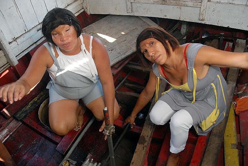 Principais vítimas de escalpelamento são mulheres