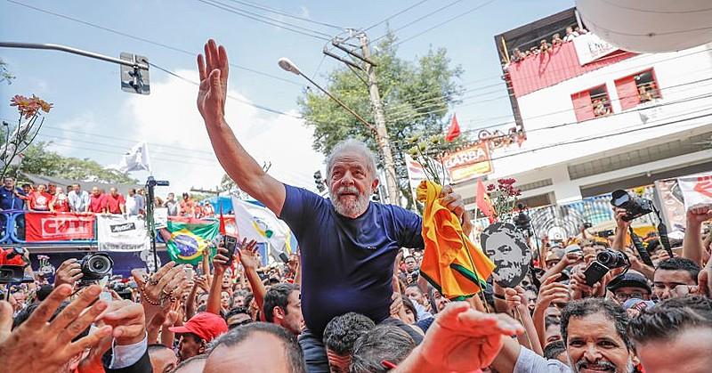 Livro-manifesto em defesa de Lula será lançado no dia 28, em Paraty (RJ)