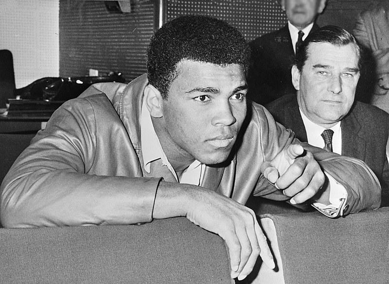 Muhammad Ali foi mais que um boxeador.