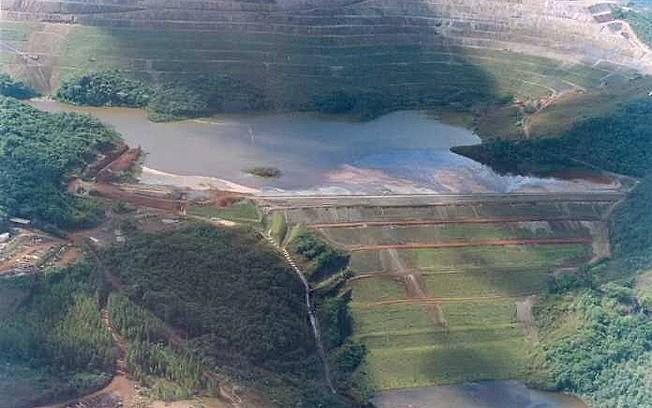 Barragem da Vale sob risco possui 85 metros de altura e 5 milhões de m³ de rejeitos