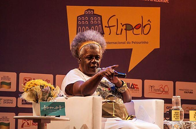 Conceição Evaristo é uma voz forte dentro da comunidade negra brasileira