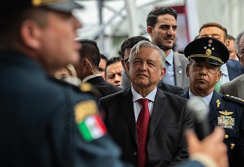 Proposta de proibir drogas ilícitas foi feita pelo governo mexicano, liderado pelo presidente Andrés Manuel López Obrador