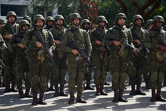 Cerca de mil homens devem compor as tropas designadas para atuar junto aos presídios e as vistorias começam dentro de 10 dias