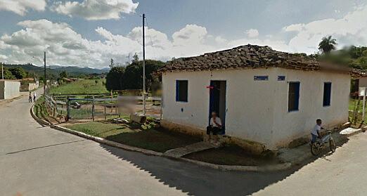 Henrique do Bento em imagem capturada pelo Google Earth