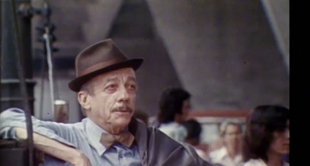 registro documentário Adoniran Barbosa