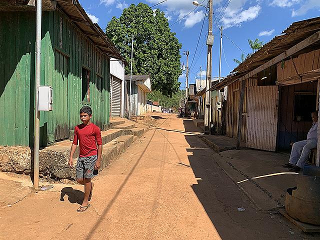 A Vila da Ressaca é um projeto de assentamento que deixará de existir caso a mina da Belo Sun seja implementada