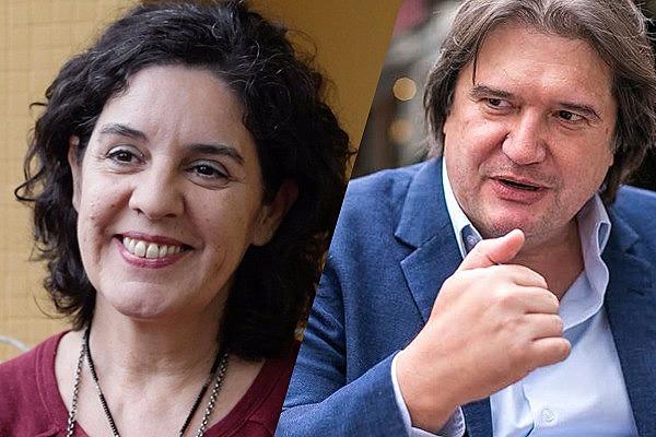 Tata Amaral e Pedro Serrano serão os entrevistados do programa No Jardim da Política, nesta quinta-feira (13)