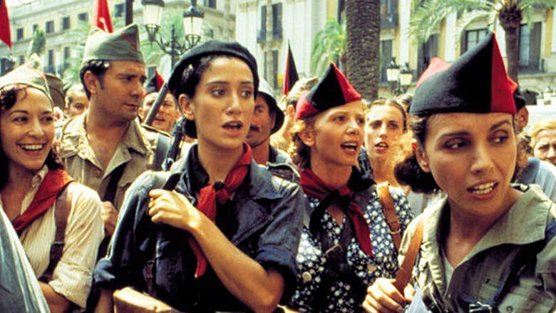 Cena de Terra e Liberdade, de 1995
