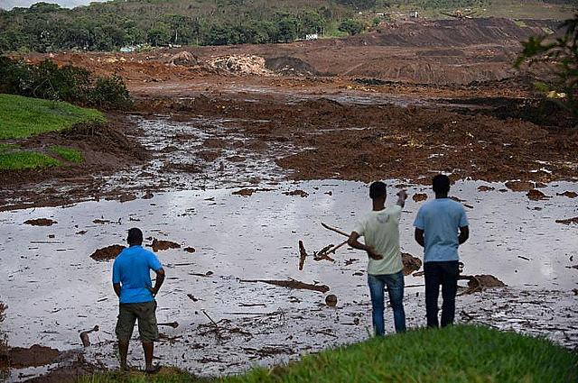 Tragédia em Brumadinho espalhou cerca de 12 milhões de metros cúbicos de lama tóxica