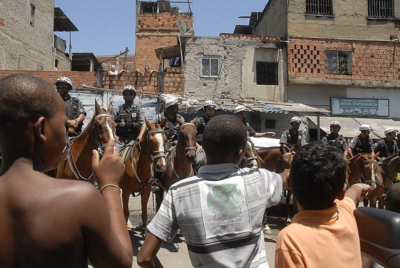 Rio passa por graves problemas quando o assunto é segurança pública