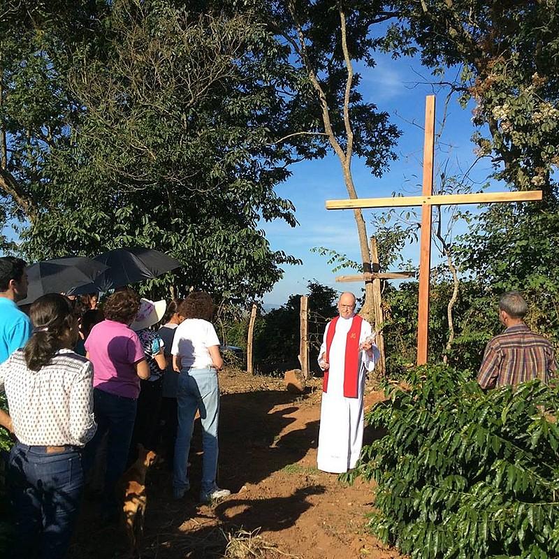 Frei Alamiro diz que padres e pastores devem defender seus rebanhos das injustiças