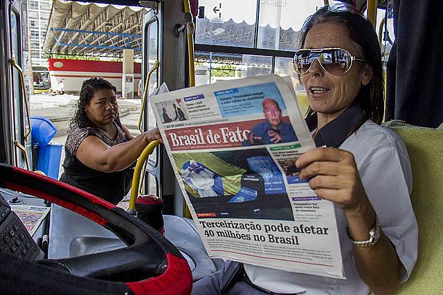 A boa recepção dos tabloides evidenciou a demanda por conteúdo jornalístico local em Pernambuco, Minas Gerais, Rio de Janeiro e Paraná