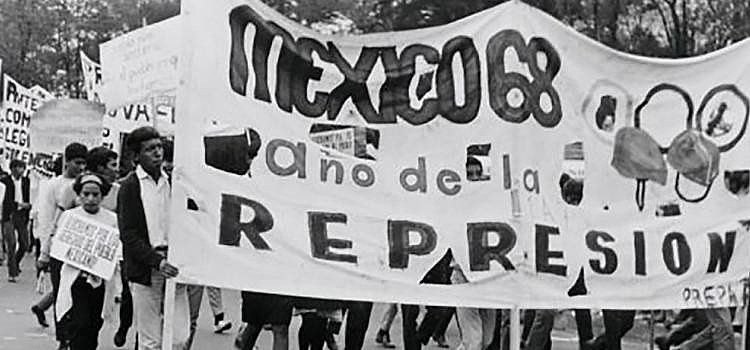 O Massacre de Tlatelolco ocorreu em 2 de outubro de 1968