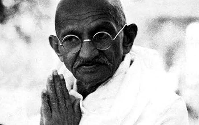 Gandhi foi personagem central das lutas anticoloniais na Índia