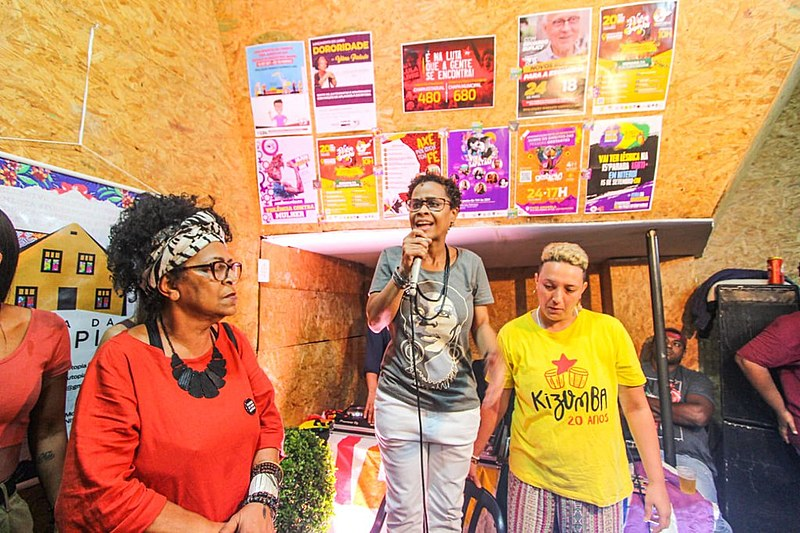 Evento reuniu representantes de movimentos populares de Niterói