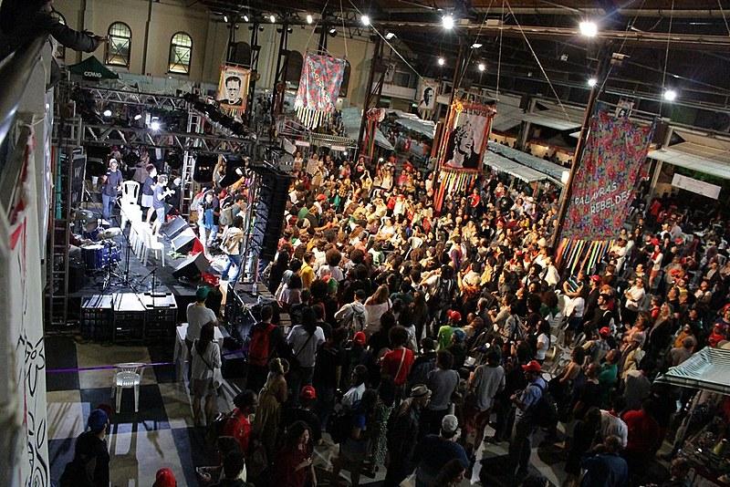 Lançamento ocorreu durante o Festival Nacional de Arte e Cultura da Reforma Agrária, em Belo Horizonte