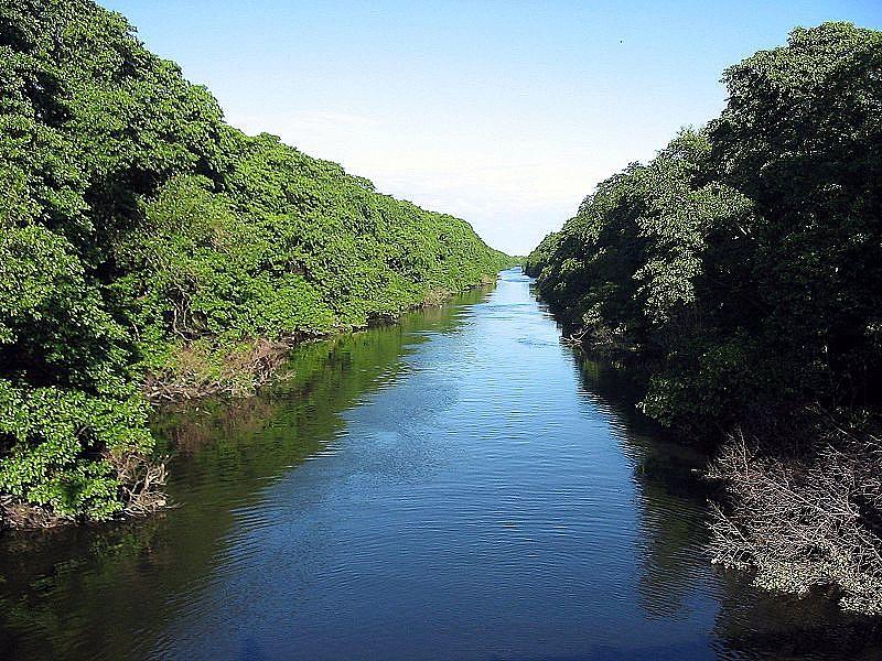 Rio Cocó em Fortaleza