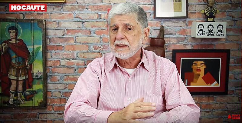 Celso Amorim critica posição do governo brasieiro