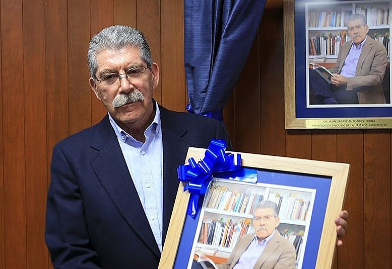 Jaime Osorio é professor da Universidade Autonoma Metropolitana (UAM) e autor de diversos livros sobre a teoria marxista da dependência