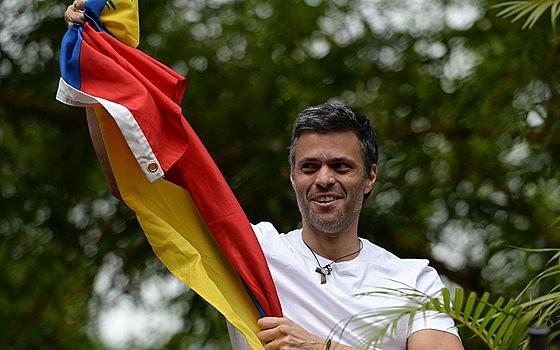 Leopoldo López teve decretada sua prisão