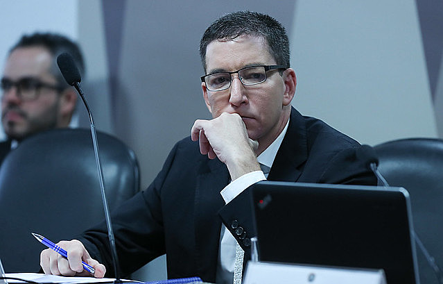 Journalist Glenn Greenwald was charged in Brazil with cybercrimes after a series of exposés about Operation Car Wash prosecutors and judge