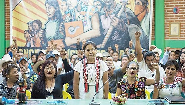 Pela primeira vez uma mulher indígena concorrerá às eleições presidencias
