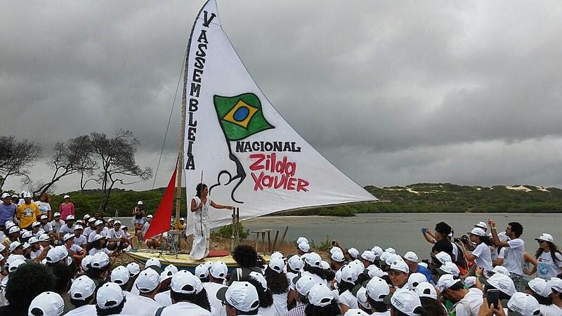 Assembleia reuniu 800 militantes e convidados de todo o país em Fortaleza (CE)