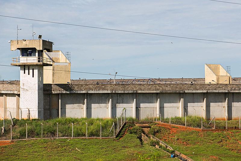Penitenciária de Presidente Venceslau é uma das prisões de segurança máxima do estado de São Paulo