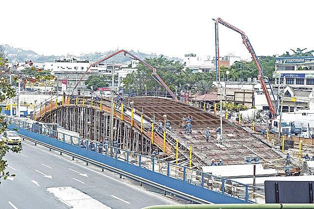 Obras da Olimpíada contribuíram para o endividamento do Rio