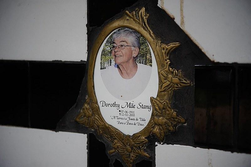 Missionária Dorothy Stang foi morta a tiros em 2005