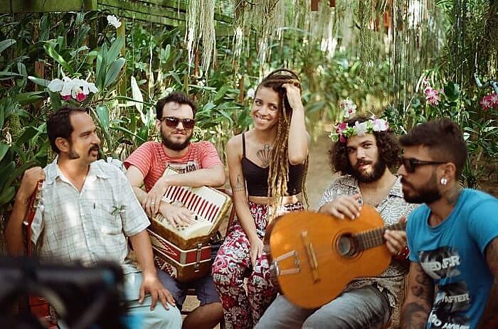 O grupo Luísa e os Alquimistas teve um dos álbuns mais aclamados pelos potiguares no ano