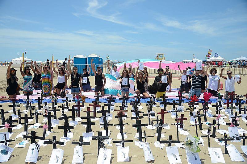 OBrasil é o país onde mais ocorrem assassinatos de travestis e transexuais em todo o mundo, diz ONG