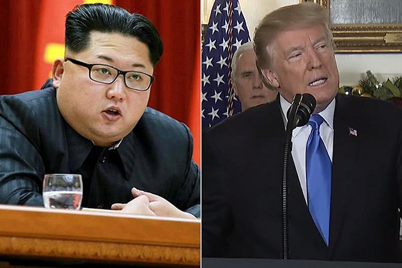 Donald Trump cancelou reunião prevista para junho com Kim Jong-un