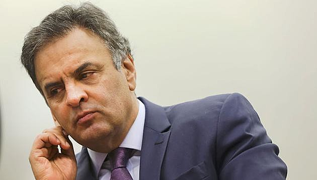 No STF, três dos nove procedimentos contra Aécio estão nas mãos do ministro Gilmar Mendes