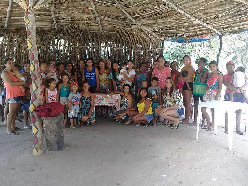 Mulheres indígenas do RN se reúnem para discutir políticas públicas para as mulheres