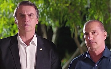 Deputado foi alvo de críticas mesmo de apoiadores da extrema-direita de Bolsonaro