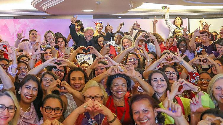 A atividade é organizada pela secretaria de Mulheres e de Cultura do PT Pernambuco