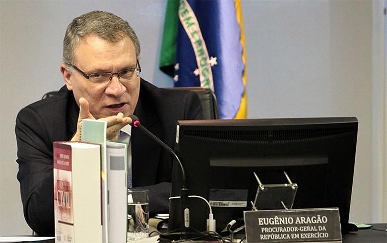 Eugênio Aragão, ex-ministro da Justiça que integrou o Ministério Público Federal de 1987 a 2017