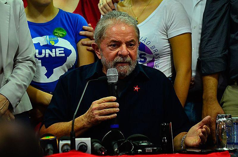 """""""Nunca conseguiram provar nada contra mim, porque sempre fui honesto"""", afirmou o ex-presidente"""