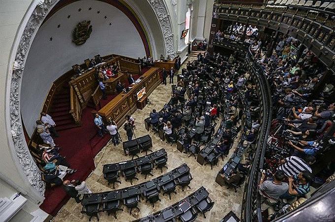 GPP entrou com recurso para anular decisões da AN, já destituída de poderes jurídicos pelo TSJ venezuelano